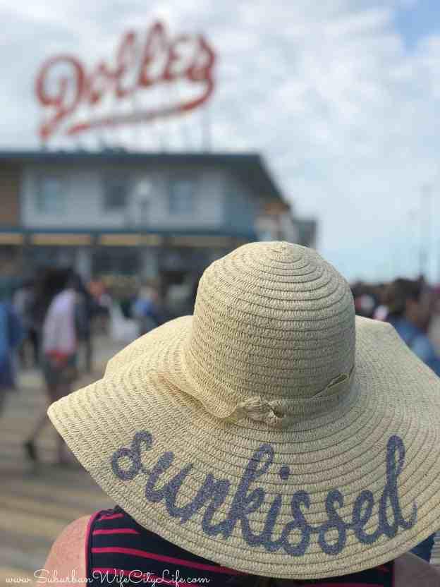 Sunkissed Beach Hat DIY
