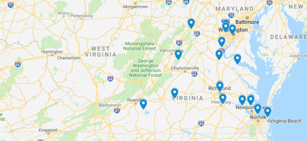 Virginia Junior Ranger Programs