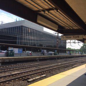 To New York MTA Train
