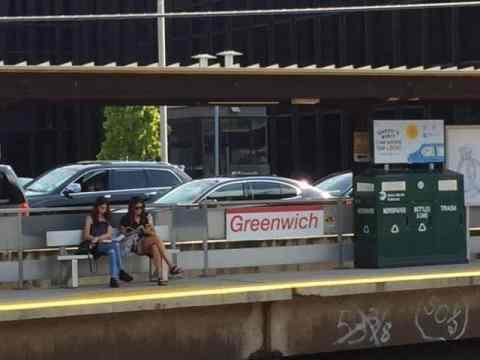 MTA Greenwich train station