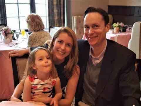 Elizabeth Peyton Family Photo