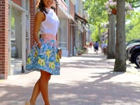 What to wear to spring luncheons