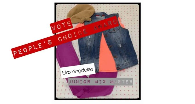 Bloomingdale's Junior Mix Master
