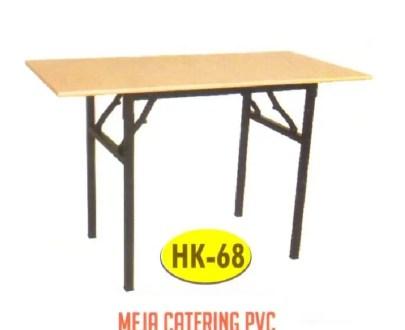 Meja Catering PVC Polaris HK 68