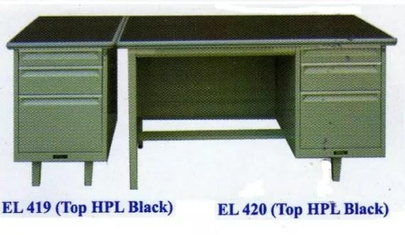 Elite Meja Kantor Besi type EL 420