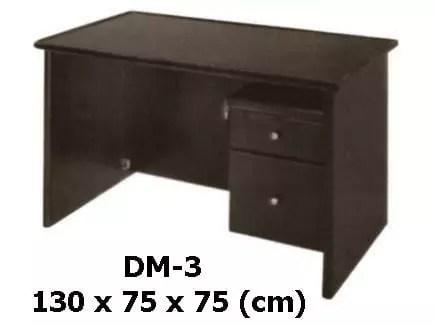 Indachi Meja Kerja type DM 3