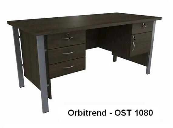 Orbitrend Meja Kantor 1 biro Laci type OST 1080