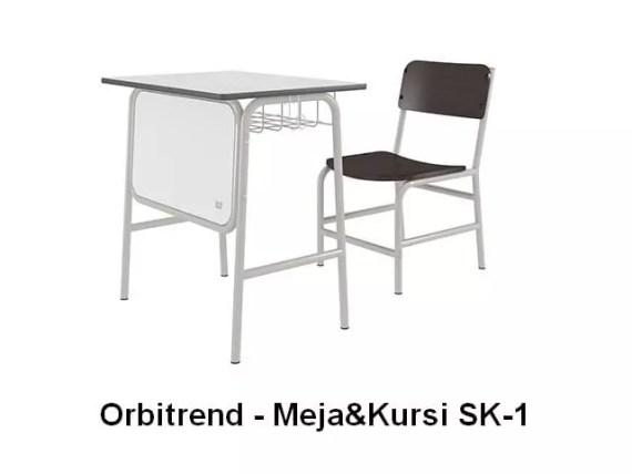 Orbitrend Meja dan Kursi SD type SK 1