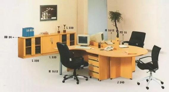 Aditech Meja Kantor Astro Series 3