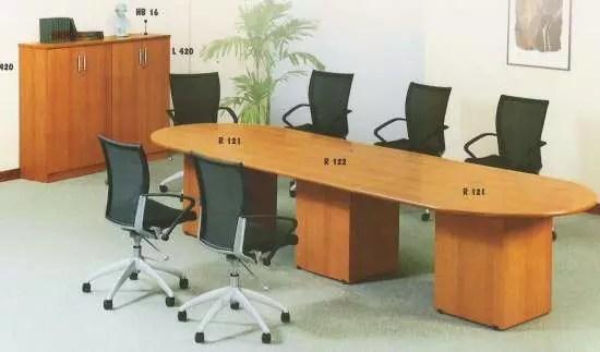 Aditech Meja Meeting Set Astro Series