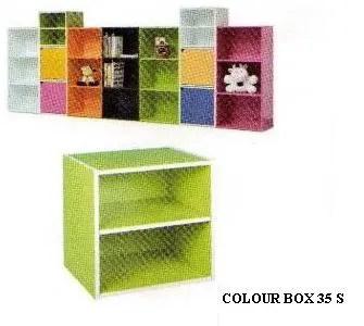 Chitose Rak Serbaguna type Colour Box 35 S