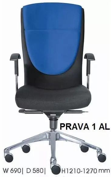 Donati Kursi Direktur type PRAVA 1 AL HDT