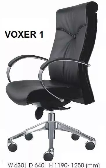 Donati Kursi Direktur type VOXER 1 AL TC