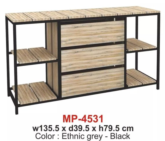 Lemari / Rak Serbaguna Expo type MP 4531