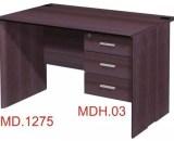 Expo Meja Kantor 1/2 biro type MD 1275 Laci MDH 03
