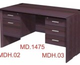 Expo Meja Kantor type MD 1475 Laci type MDH 02 & MDH 03