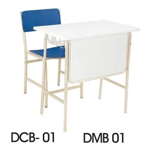 Indachi Kursi Belajar type DCB 01 Meja Belajar DMB 01