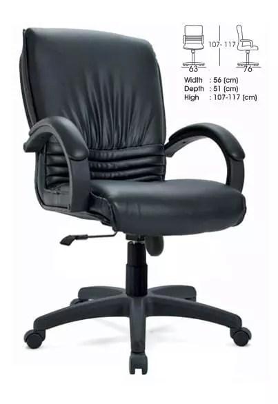 Indachi Kursi Manager type D 670 TC