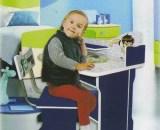 Kea Meja Belajar Anak type SD K2004