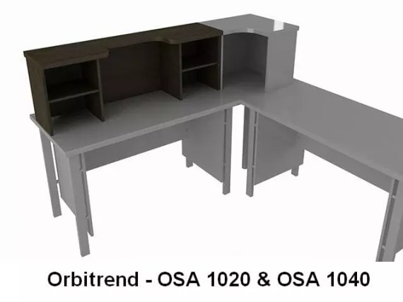 Rak Resepsionis Orbitrend type OSA 1020