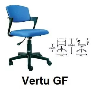 Savello Kursi Staff type VERTU GF