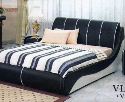 Vitus Bed Frame type VL 007 Nakas VN 001
