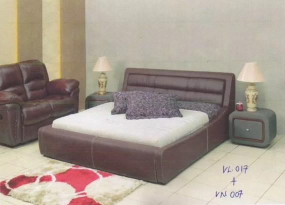 Vitus Bed Frame type VL 017 Nakas VN 007