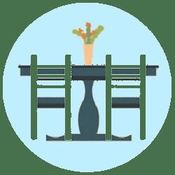 Kursi & Meja Taman
