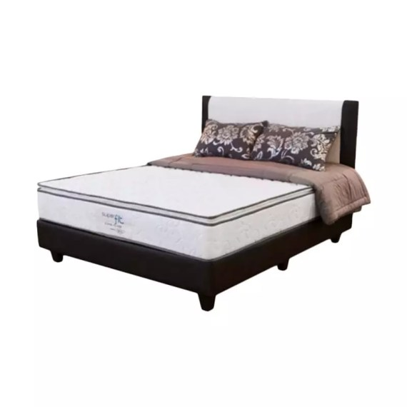 Springbed Super Fit Silver