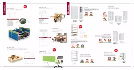 download brosur dan katalog meja dan kursi kantor high point furniture