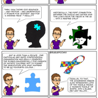 The puzzle piece – symbol for Autism ?