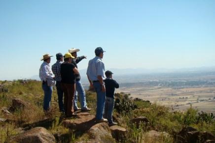 Los habitantes de Apaxco en defensa del Cerro Colorado y del bien común