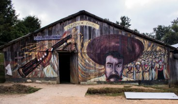 Zapata Vive... Oventik/ Por Regina López
