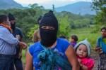 «Nunca más un México sin nosotras» Mujeres rebeldes zapatistas