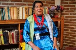 Magdalena, pueblo Mazahua. Fotografía: Heriberto Paredes
