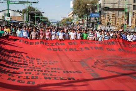 «El mejor paraguas contra la represión es organizarse»: RvsR