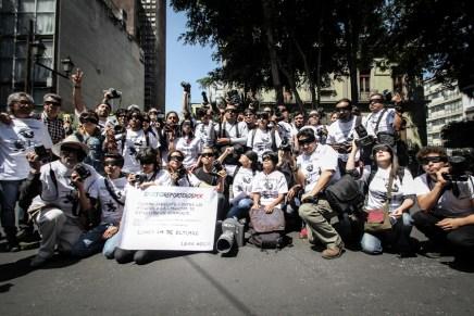 Violencia contra periodistas y defensores de derechos humanos