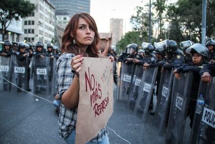 A propósito de las víctimas mortales de la represión policial en México