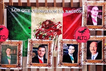 El Partido de la Represión y la Impunidad: PRI