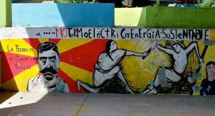 El pasado nos asiste. Los pobladores de Huexca aún recuerdan la lucha zapatista que les heredó sus tierras.
