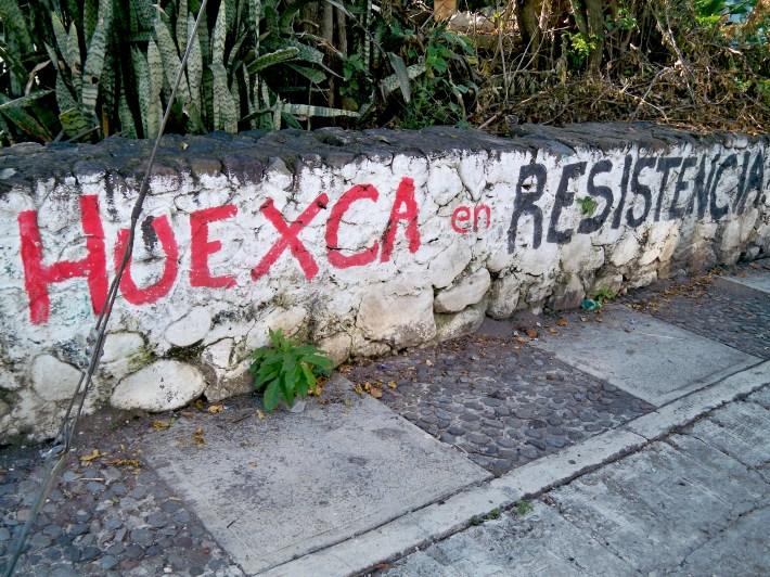 La resistencia en las paredes II