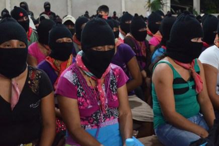 Cupo completo para el primer grado de la escuelita zapatista en las vueltas de diciembre 2013 y enero 2014
