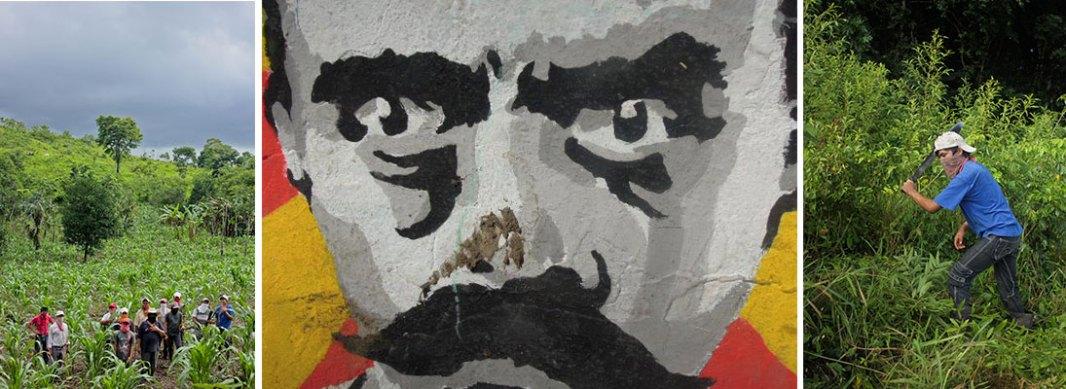 Resistencia y revolución / Fotos: Rafael Prime (1 y 3), Agencia SubVersiones (2).