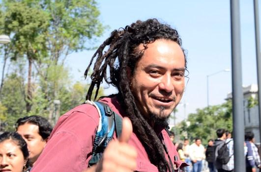 Alejandro Lugo, Colectivo 1DMX Fotografía: Alejandro Amado