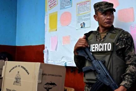 Elecciones en Honduras: militarización y extracción de recursos por empresas trasnacionales