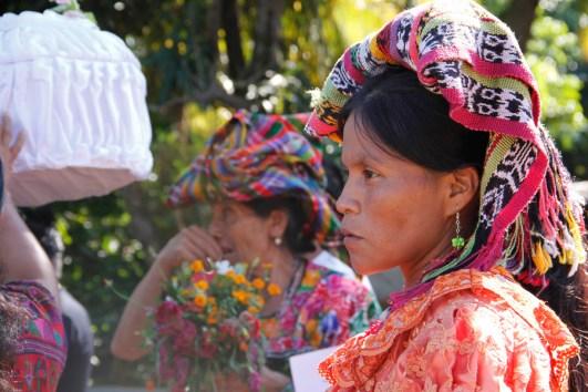 Fotografía: Judith Gómez. a comunidad de El Trunfo y las CPR de la Sierra desarrollan sus propias formas de autogobierno, organizanla vida de sus comunidades sin la presencia del Estado guatemalteco, funcionandos a partir del principio de la plena participación de todas y todos, desarrollan su propia economía