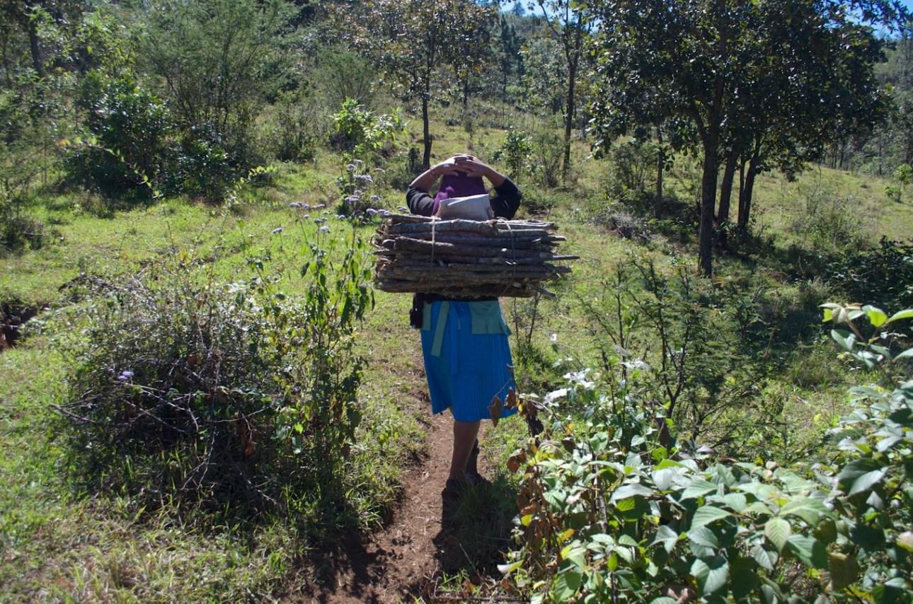 El peso del trabajo. Fotografías: Amaranta Marentes Orozco