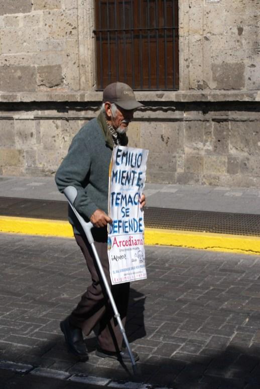 Temaca en Guadalajara, 2009; fotografía por Marco Von Borstel