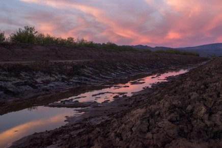 La lucha por el agua en el Valle del Yaqui