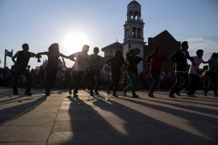 Inicia semana cultural, política y de protesta en Cherán